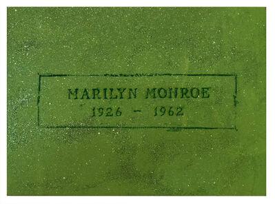 Scott Covert, 'Marilyn Monroe', 2015