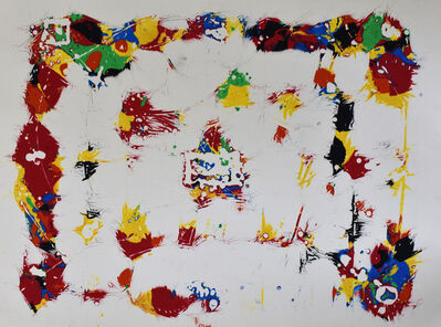 Sam Francis, 'Untitled (SF89 3)', 1979