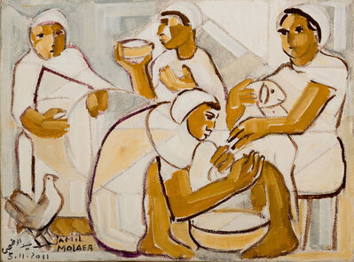 Jamil Molaeb, 'Ritual', ca. N/A