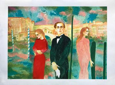 Joanna Zjawinska, 'VENICE', 1987