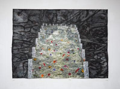 Helen Britton, 'Ghost Fence', 2021