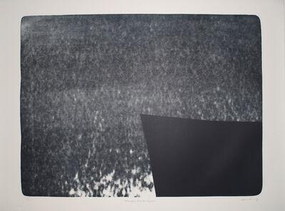 Hans Hartung, 'L 1976-25:  Hommage à Eva Bergman', 1976
