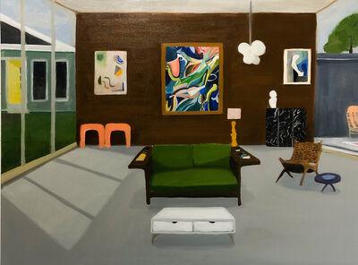 Polly Shindler, 'Large Ranch', 2020