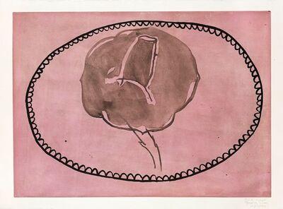 Joan Hernández Pijuan, 'Rosa rosa I', 1991