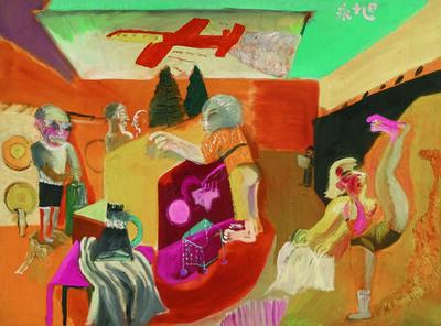 Zhang Yongxu, 'Laundry', 1991