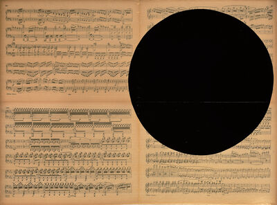 Ahn SungKeum, 'Vision of Sound: Sempre Staccato 音之幻:保持吐音', 1990