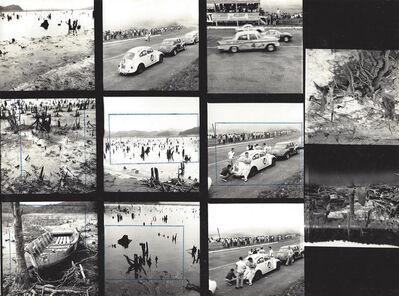 Marcel Giró, 'Folha de contacto', ca. 1950