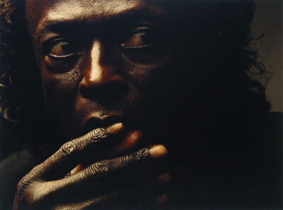 Annie Leibovitz, 'Miles Davis, New York City', 1989