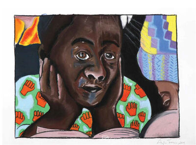 Ângela Ferreira, 'Pan African Unity Mural V', 2019