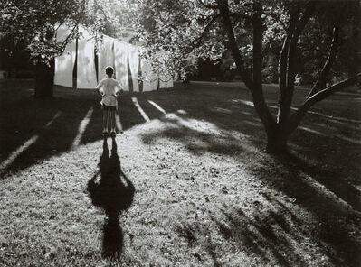 Stanko Abadzic, 'Untitled) Boy and Line of Laundry, Prague', 2000/2005