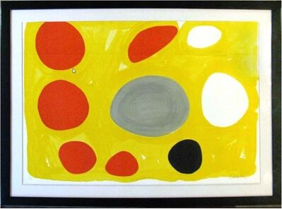 Alexander Calder, 'Corpuscles. It's in the Blood', 1974