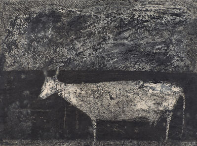 Henryk Musialowicz, 'Untitled (Cow)'