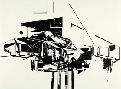 Hiroki Tsukuda, 'Bridgework', 2009