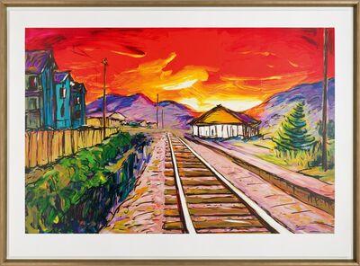 Bob Dylan, 'Train Tracks (2019)', 2019