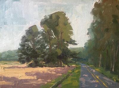 Benjamin Lussier, 'Lonely Pines', 2016