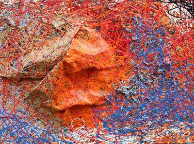 "Olaniyi R. Akindiya (AKIRASH), 'Gifts ""32""', 2015"