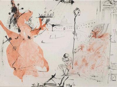 Salvador Dalí, 'Le Cardinal', 1964