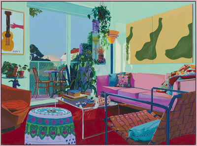 Andy Dixon, 'Our Apartment', 2020