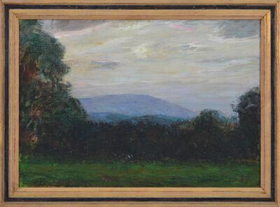Lewis Henry Meakin, 'Purple Mountain'