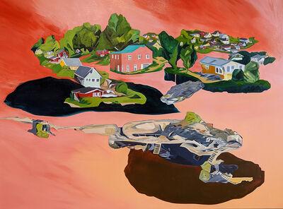 Matt Shane, 'Fjord Hoppers', 2020