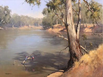 Ted Lewis, 'On the Murray', 2019