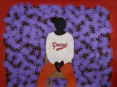 Raphael Adjetey Mayne, 'GREATEST', 2020