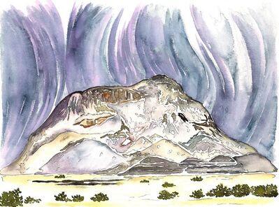 Scott Winterrowd, 'Thundershower, Goat Mountain', 2018