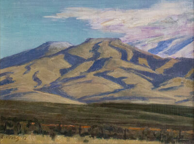Earl Jones, 'Battle Mountain, Utah', 2012