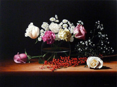 Renato Meziat, 'Flowers Still Life', 2013
