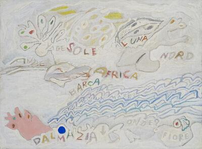 Gastone Novelli, 'Dalmazia', 1966
