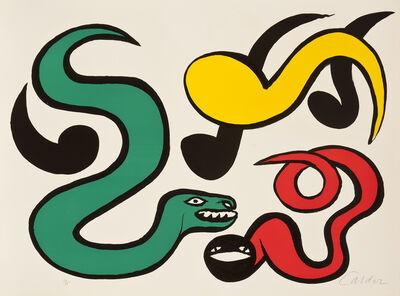 Alexander Calder, 'Couleurs aux Choix', 20th Century