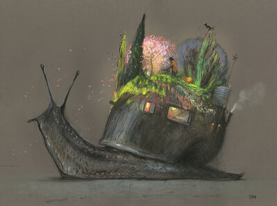 Shaun Tan, 'Nature', 2016
