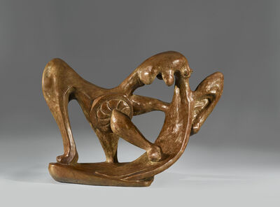 André Masson, 'Amoroso', 1939