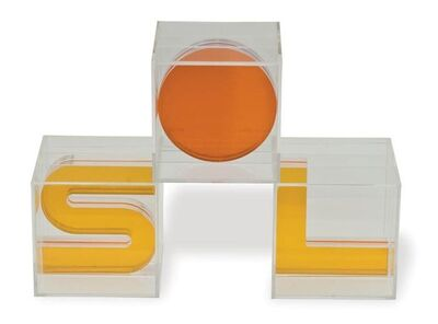 Osmar Dillon, 'SOL - Tridimensional ', 2010