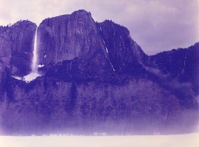 David Benjamin Sherry, 'Winter Morning Fog, Bridalveil Falls, Yosemite, California', 2013