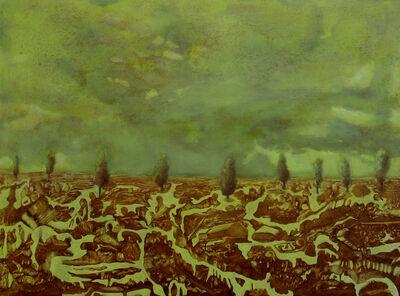 Ad van Riel, 'Ghost', 2010