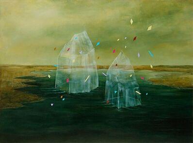 Rebecca Chaperon, 'Icebergs In Love', 2014