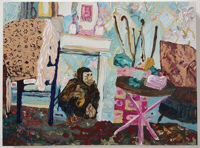 Rhiannon Salisbury, 'Stuffed Monkey', 2019