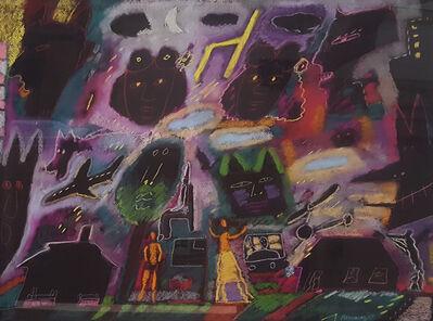 Carlos Almaraz, 'Sisters', 1988