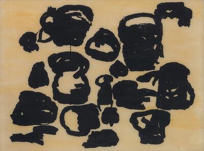 Philip Guston, 'August', 1966