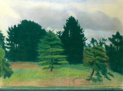 Joseph Stella, 'Landscape in the Bronx', ca. 1935