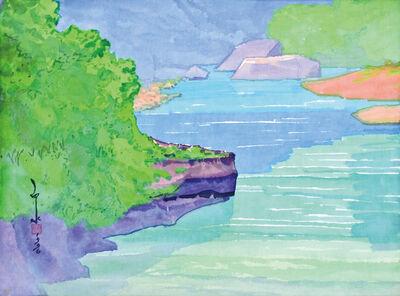 Ma Paisui 馬白水, 'Lake of Boar 山豬湖', 1996