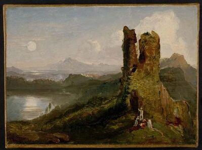 Thomas Cole, 'Genevieve', ca. 1838