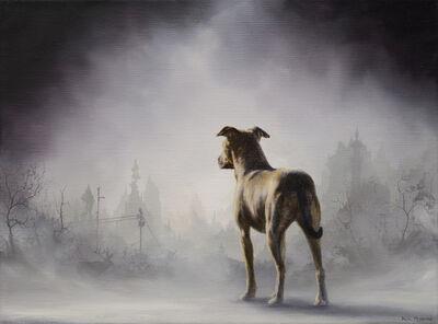 Brian Mashburn, 'Dog in Fog', 2019