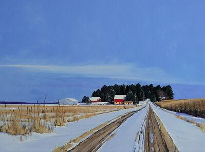 Ben Bauer, 'County Road 4 Farmstead', 2016