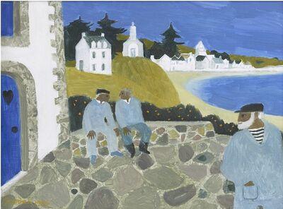 Mary Fedden, 'Julian in Brittany', 1996