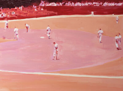 Lisa Golightly, 'Pink Field', none