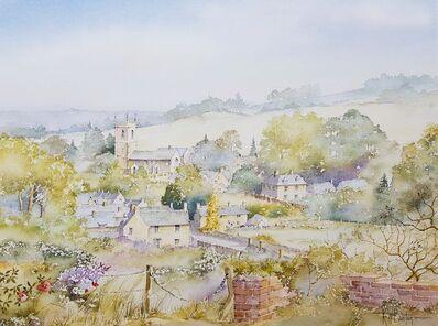 Ken Burton, 'Naunton, Gloucestershire, UK', 1988