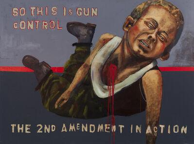 John Mellencamp, 'Gun Control ', 2013