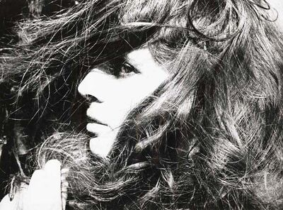 William Klein, 'Portrait  of Anne-Marie Edvina (Hair)', 1961/1961
